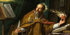 St. Augustine's short, simple prayer that leads to holiness