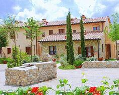 Romantic rental apartment near San Gimignano