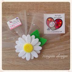 Rengim Design: Bebek & Nikah Şekeri / Dolgusuz Magnet ♥