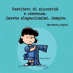 #citazioni #sincerità #coerenza