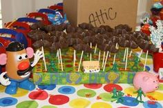 Toy Story Birthday Party Ideas | Photo 1 of 15
