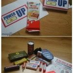 Father Makes A Zombie Survival Kit For His Son (22 Pics)