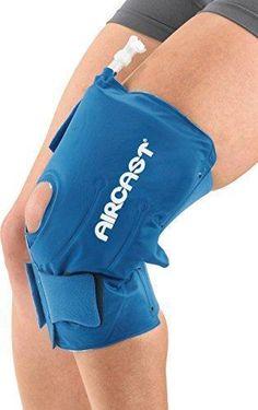 Aircast Cryo/Cuff Cold Therapy: Knee Cryo/Cuff  #kneesurgeryrecovery #knee #kneesupport #kneesurgery #kneerecovery