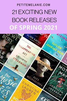 These are 21 exciting new book releases of Spring 2021! Looking for your next read this spring? Check out these 21 amazing new books coming out in the spring 2021! Brand new books of every genre, such as thrillers, suspense, mystery, fiction, nonfiction, science-fiction, fantasy, young adult. These exciting new books are sure to grab your attention! Look no further for new book suggestions! New Books, Books To Read, Books New Releases, Victoria Aveyard, Book Suggestions, Thrillers, First Night, Bestselling Author, Nonfiction
