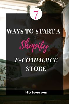 Which e-commerce business model should a beginner or start-up choose for a Shopify store idea? Print on Demand and Drop Shipping are a few ideas. The most popular idea is...