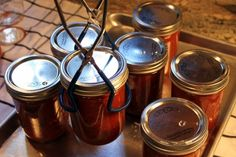 Step-By-Step Canning Tips for beginners