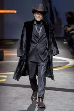 Male Fashion Trends: Billionaire Fall-Winter 2017 - Milan Fashion Week