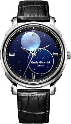 EMILE CHOURIET - Moonphase. Новинки 2013