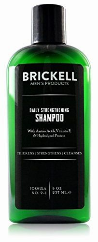 Brickell Men's Daily Strengthening Shampoo for Men – 8 oz – Natural & Organic BUY NOW     $20.00     Want fuller, healthier, shinier hair? You've found the best shampoo for men.  This natural, organic men's shampoo creates s ..  http://www.beautyandluxuryforu.top/2017/03/17/brickell-mens-daily-strengthening-shampoo-for-men-8-oz-natural-organic/