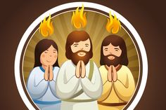 Many Christianscelebrate Pentecost, the birthday of the church and the coming of the Holy Spirit. The holiday falls 50 days after Easter Sunday. So this lesson may be particularly appropriate at t…