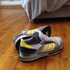 low priced d10b2 7a609 authentic adidas zx 600 yellow grey 53d11 227e1