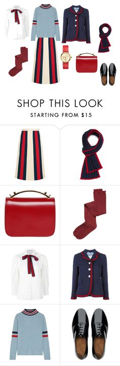 """Без названия #13"" by mpimchenkova ❤ liked on Polyvore featuring Gucci, Slater Zorn, Marni, Intimately Free People, The Elder Statesman, FitFlop and Tory Burch"