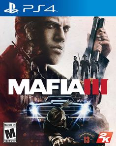 Mafia III on Xbox One X supports full resolution and features HDR rendering. REVENGE YOUR WAY: Choose your own play-style; brute force, blazing guns or stalk-and-kill tactics, to tear down the Italian Mafia. Mafia 3 Xbox One, Mafia 3 Ps4, Mafia 3 Game, Jeux Xbox One, Xbox One Games, Ps4 Games, Games Consoles, Album Design, Xbox One Slim