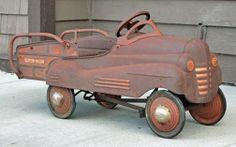 voiture d'enfant