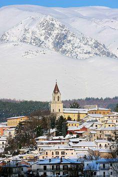 Magliano de' Marsi, Abruzzo Tuscany Italy, Paris Skyline, Mount Everest, Europe, Mountains, Landscape, Nature, Travel, Naturaleza