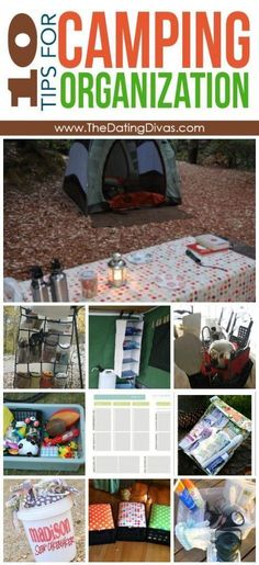 a hundred and one Tenting Ideas & Concepts. ** See even more by clicking the photo