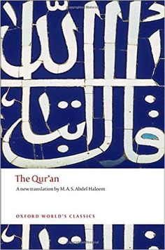 The Qur'an (Oxford World's Classics)  Al-Qur'an itself is in Arabic, it has not changed since the first time Al-Qur'an was bestowed upon Prophet Muhammad. You'll need a translation of Qur'an which is easy to understand. The Qur'an by Oxford World's Classics receives a lot of rave reviews because its translation uses modern plain English that is easy to understand. This is very important because you do not want to misinterpret the meaning of a verse, which can cause confusion. In addition…