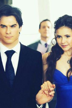 Delena❤️ amo eles
