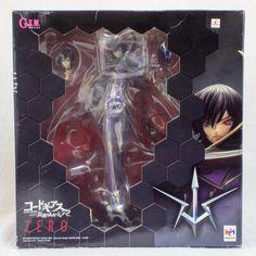 Code Geass R2 Lelouch Zero Figure G.E.M Megahouse JAPAN ANIME MANGA