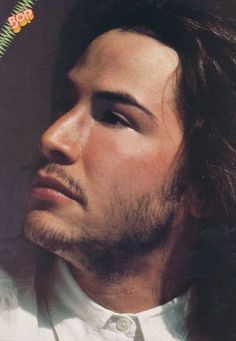 Is this fair to you, Mr Reeves? You've got the beauty of at least five people,who forever will be dull. Keanu Reeves Young, Keanu Charles Reeves, John Rick, Keanu Reeves Quotes, Keanu Reaves, Just Beautiful Men, Cowboy Bebop, Attractive People, Hollywood Actor