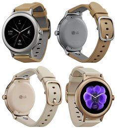 Leak Shows Off The Best Look Yet At The LG Watch Style #Android #news #Google #Smartphones