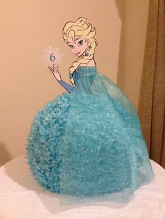 Elsa piñata!