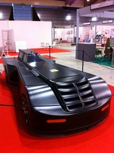 Real Life Cartoon Vehicles: Batmobile http://autopartstore.pro/AutoPartStore/