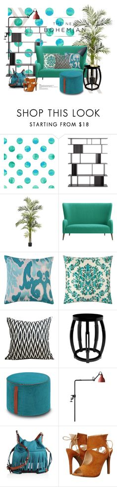 CB2 Suitor... by gloriettequartet on Polyvore featuring interior, interiors, interior design, home, home decor, interior decorating, CB2, Missoni Home, Baxton Studio and Bungalow 5
