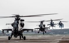 China Z-10 Attack Helicopter