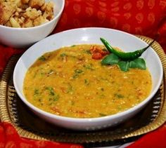 Parsi Dal is a delicious Indian Daal recipe, cooked with Split Red Lentil (Masoor Dal), garlic and spices. Preparation time: 10 minutes Cooking time: 30 mi
