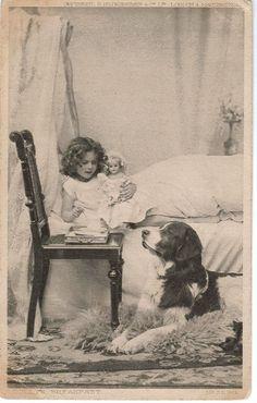 Dolly's Breakfast by Vintage Lulu, via Flickr