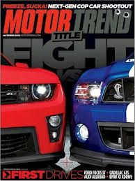 Rivalry Aside: Chevy Camaro Wishes Ford Mustang A Happy Trends Magazine, Car Magazine, Magazine Covers, Audi Allroad, One Drive, Ford Focus, Chevrolet Camaro, Ford Mustang, Bmw