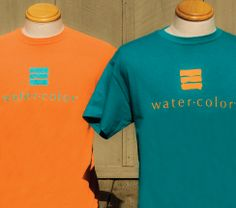 T shirts from Watercolor FL