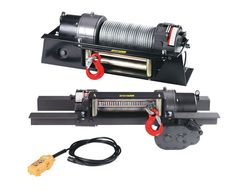 ATV winch 4000lbs electric winch-Winch - Product Center - Shandong China Coal Industry & Mining Group