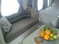 Caravan couch