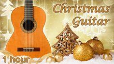 ✰ 1 HOUR ✰ CHRISTMAS GUITAR Instrumental ♫ Christmas Music ✰ Christmas S...