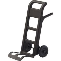 Prop your phone up on this miniature dolly to keep it close at hand. Makes a perfect gift for anyone's desk space.