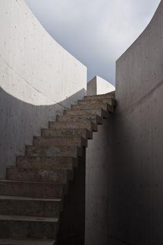Soplo House 2011 Camino Punta de Aguilas interior, Santiago, Chile Architects: Cazú Zegers G  #CazúZegersG #Santiago #Chile