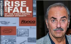 The Rise and Fall of the First Popeil Gadget Dynasty with Andy Mateja - ABQ.fm Radio