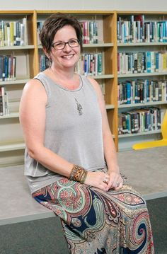 Westborough High School librarian wins School Librarian of the Year Award Foxes Photography, School Librarian, Student Engagement, Year 2016, High School, Journal, David, Journals, Secondary School