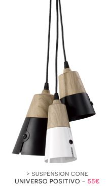 Suspension d extérieur Soho C LED noir ˜57cm Marset