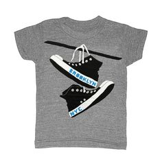Kids Toddler / Brooklyn Converse  Childrens by GnomEnterprises, $20.00