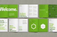 Strategic brand system and visual identity for Huntington National Bank Charity Branding, Bank Branding, Branding Agency, Graphic Design Branding, Corporate Design, Brand Manual, Brand Book, Catalog Design, Design Language