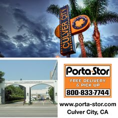 Need to Rent Portable Storage Containers in Culver City? Call Porta Stor at to Rent Portable Storage Containers in Culver City Storage For Rent, Los Angeles County, Storage Containers, Storage Units, The Unit, City, Places, Collage, Storage Bins