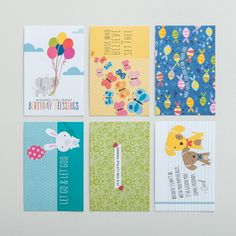 Illustrated Faith - Encouragement - Postcards, Set of 12