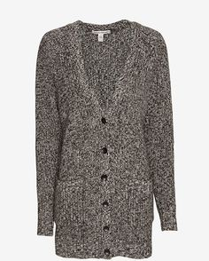 Autumn Cashmere Exclusive Marled Boyfriend Cardi