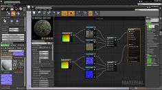 Unreal Engine 4: Introducing materials and landscape painting