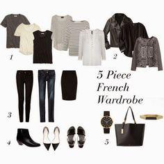 Laurentino blog: Moja minimalistyczna szafa
