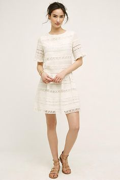 fdbb521ab1b12 KAS New York Clarimond Lace Dress - Anthropologie Classy Style Outfits,  Beautiful Outfits, Spring