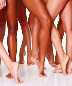 Legs that look & feel silky soft ~ Laser Hair Removal